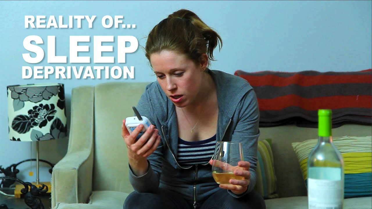 5 Signs Of Sleep Deprivation