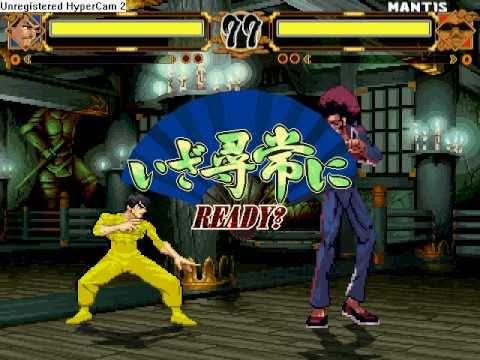 Bruce Lee Game