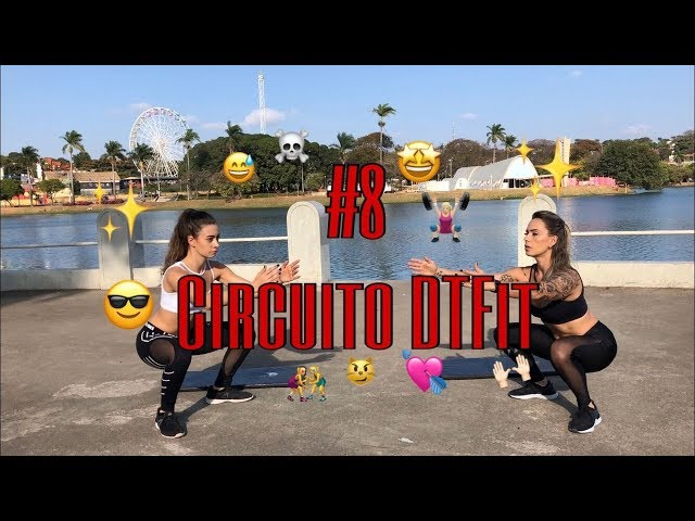 #8 Circuito DT FIT