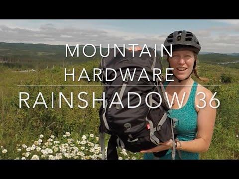 Mountain Hardware Rainshadow 36 Tested + Reviewed