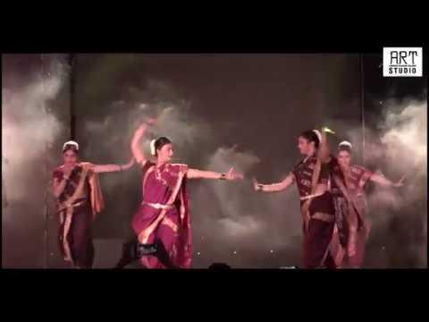 Genre : Lavani - A performance by Amrita Rajani Talent Studio
