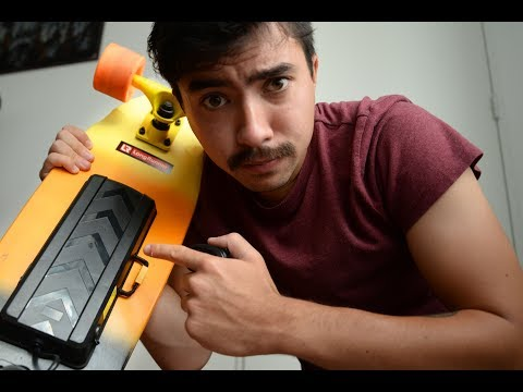 UN SKATEBOARD ELECTRIQUE A 150€ ! (Longrunner ESkateboard Review)