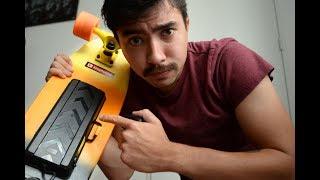UN SKATEBOARD ELECTRIQUE A 150€ ! (Longrunner ESkateboard Review)