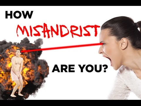 How Misandrist Are You Quiz!? By Buzzfeed