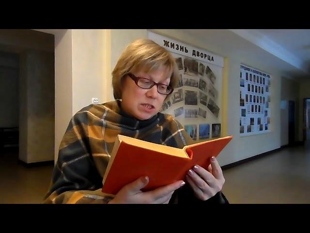 Изображение предпросмотра прочтения – ИринаТюнева читает отрывок изпроизведения «Обломов» И.А.Гончарова