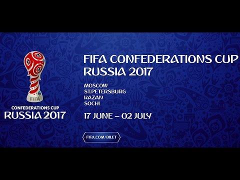 Goal! FIFA Confederations Cup Russia 2017 (PROMO)