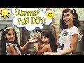 Who Will Win The Race -  Summer Fun Day - Comedy Web Series : VLOGIT // GEM Sisters
