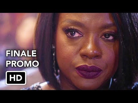 """How to Get Away with Murder 5x08 Promo """"I Want to Love You Until the Day I Die"""" (HD) Fall Finale"""