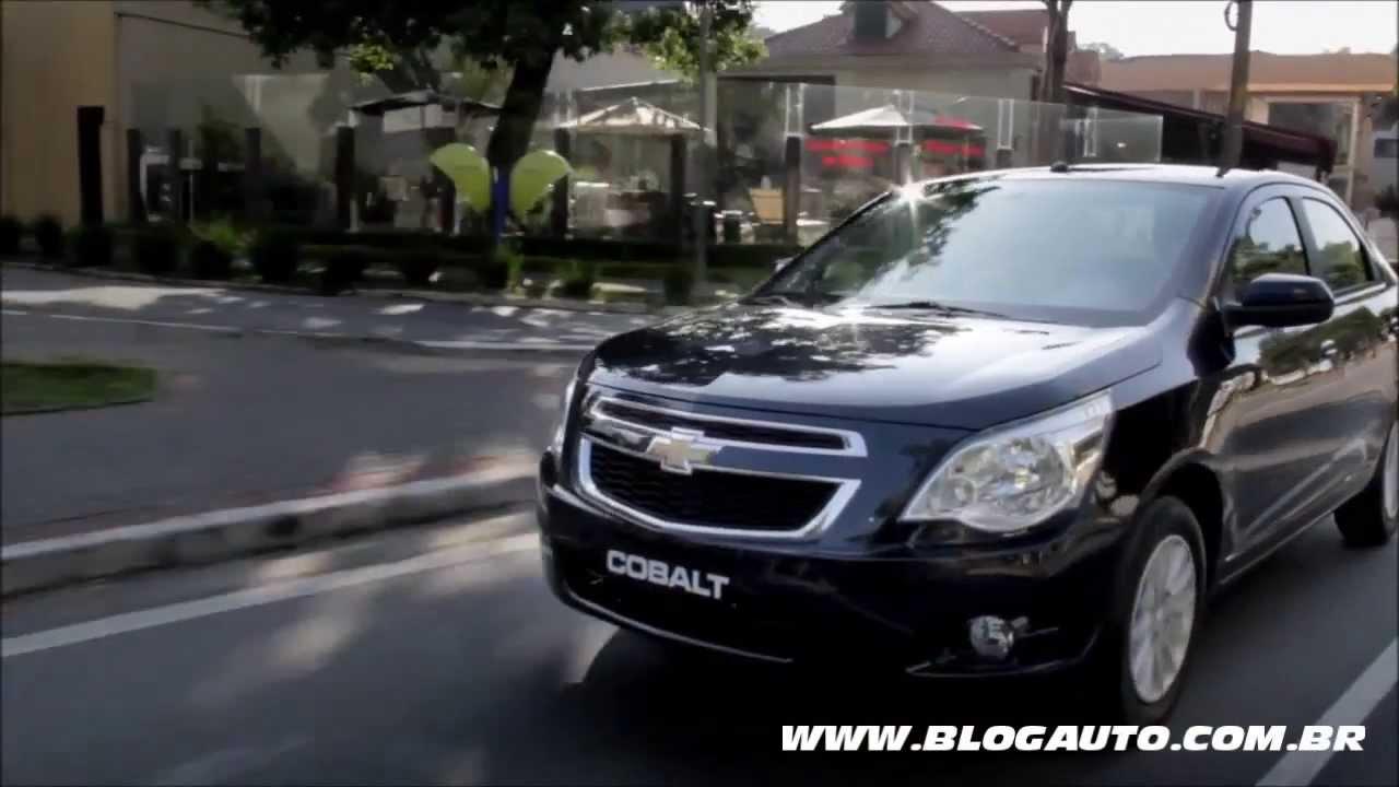Chevrolet Cobalt 2012  Apresentao de lanamento  BlogAuto