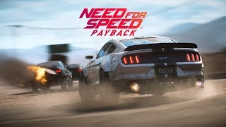 1 hora de Need For Speed PAYBACK