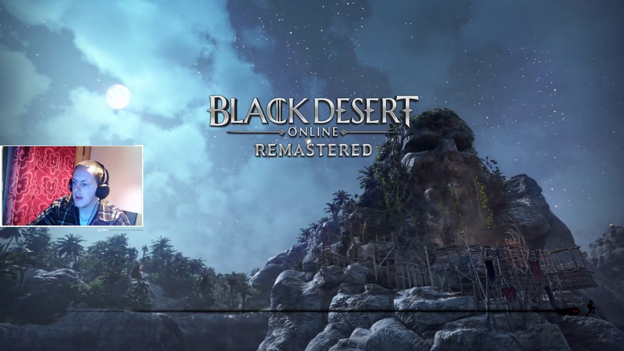 Black Desert REMASTERD! Idk wtf i even doing :D
