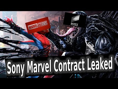 Sony & Marvel Spider-Man Contract LEAKED! Tom Holland DONE??