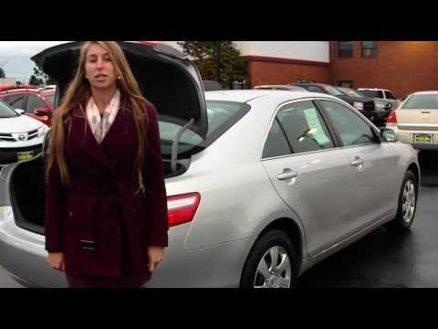 Virtual Walk Around Video of a 2007 Toyota Camry LE at Titus Will Toyota in Tacoma, WA w