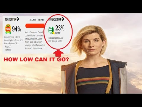 Dr. Who PLUMMETS to 23%! Why BBC, Jodie Whitaker, and Chris Chibnall? Why?