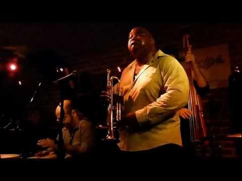 Alexander Abreu Quintet (Vidéo 02) @ Sunside Jazz Club (France - Paris)