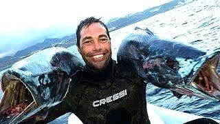 Pesca Submarina en el paraíso por Jaime Heras