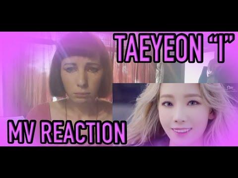 TAEYEON 태연_ I (feat. Verbal Jint) MV | SPEECHLESS REACTION - YouTube