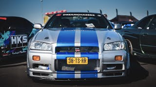R34 Skyline Paul Walker Edition Review