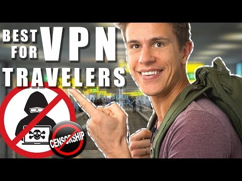 Best VPN For Travelers: Unblock Netflix, Protect Your Online Banking And Be 100% Anonymous