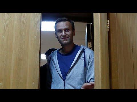 السلطات الروسية تلقي القبض مجددا على المعارض أليكسي نافالني…  - نشر قبل 2 ساعة