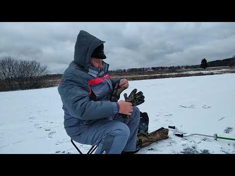 Рыбалка на речке Раздерихе г.Лобня