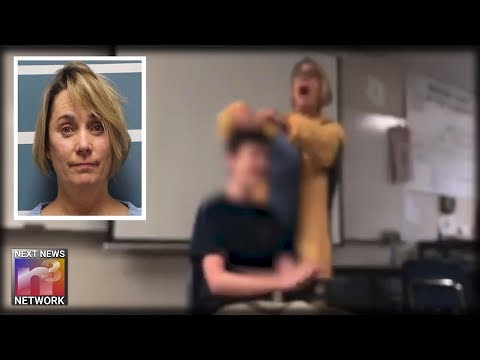 Unhinged Teacher Arrested After Forcibly Chopping Student's Hair - This Is Our Education System