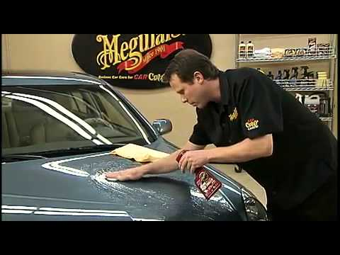 Car Claying with Meguiar's Smooth Surface Car Clay Kit