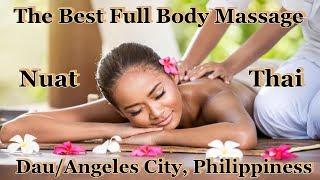 Nuat Thai Full Body Massage At One North Mall : Dau/Angeles City, Philippines