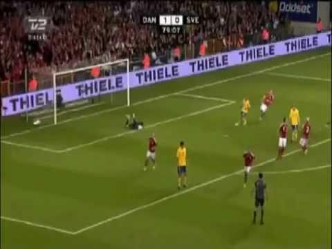 Denmark vs Sweden 1-0 ( Danish commentator )