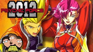 SGB Smackdown Sunday: Psychic Force 2012