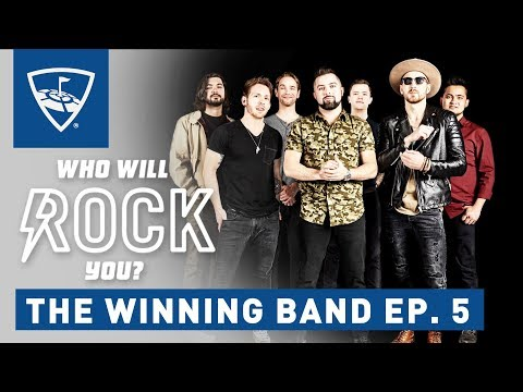 Who Will Rock You | The Winning Band Episode 5: Chris Ferrara & The Common Good | Topgolf