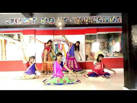 RADHA   Student Of The Year [ Moonlight Dance Class [ Choreography By Ajay Kumar