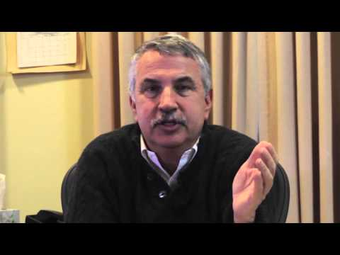 Thomas L. Friedman - Globalization and Education