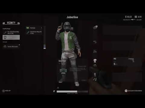 Instructions Not Included ~ PUBG *where's my Halo rechargeable shields?*
