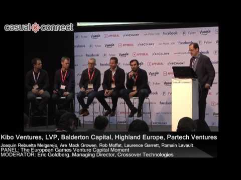 The European Games Venture Capital Moment | Panel