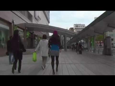 鹿児島中央駅からダイニンバー音の符中央店までの徒歩案内