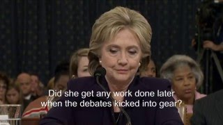 Hillary Clinton Face Lift?