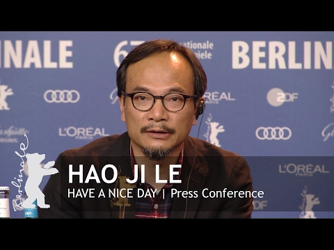Hao ji le | Press Conference Highlights | Berlinale 2017