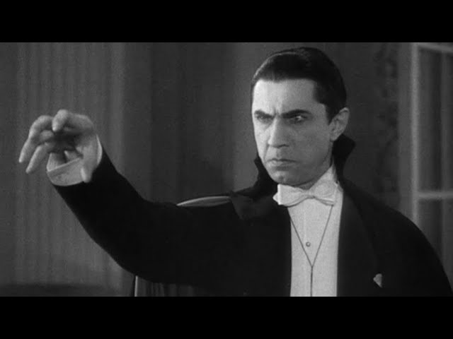 Harry's Video Blog - Dracula: Parshat Re'eh