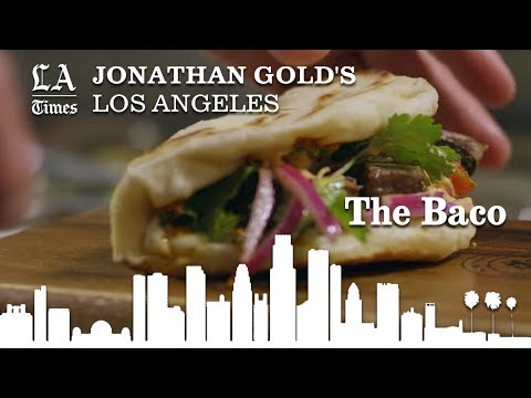 Jonathan Gold's Los Angeles:  Baco | Los Angeles Times