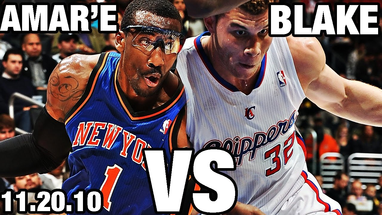 Blake griffin vs amare stoudemire crazy dunks combine for 83 blake griffin vs amare stoudemire crazy dunks combine for 83 points youtube m4hsunfo