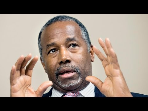Full Video: Ben Carson Speaks to Journal Editorial Board