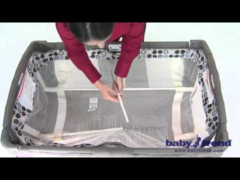 Baby Trend: Playard Assembly