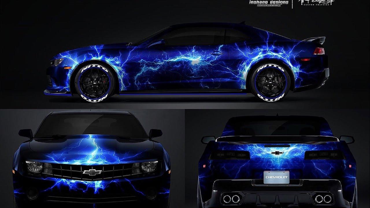 Project Lightning Camaro With Lightner Motorspots