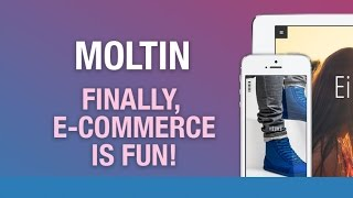 E-Commerce Made Easy - FINALLY, E-COMMERCE IS FUN for developers