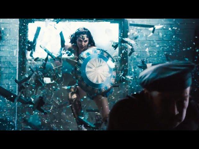 強い美女戦士が躍動する!映画『ワンダーウーマン』本予告編