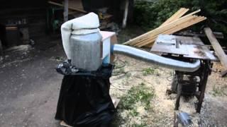 Самодельный стружко-удалитель в работе(, 2014-07-08T02:02:49.000Z)