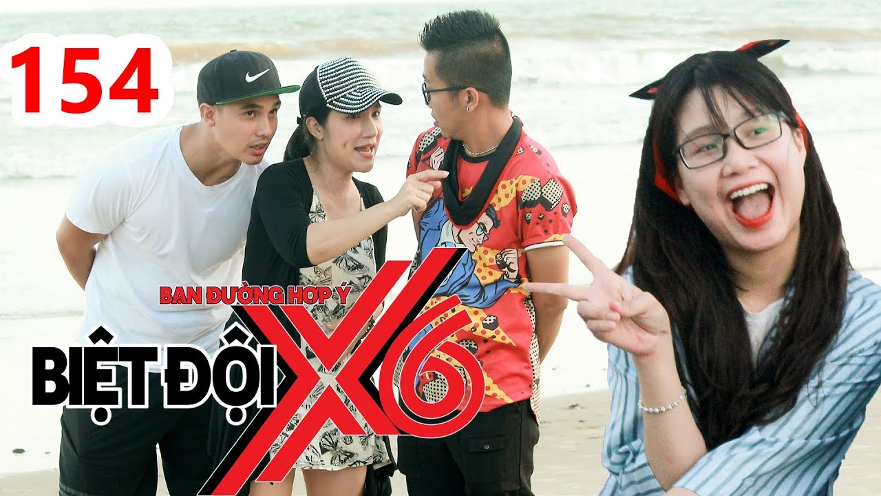 BIỆT ĐỘI X6 | BDX6 #154 | Bộ 3 chị em Cát Tường - Miko - Baggio sắc sảo lật mặt HOT MOM Thanh Trần