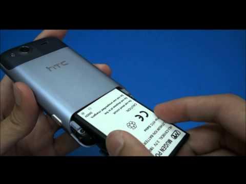 HTC Salsa C510E 1800mAh Mugen Power Extended Battery [HLI-C510EXL]