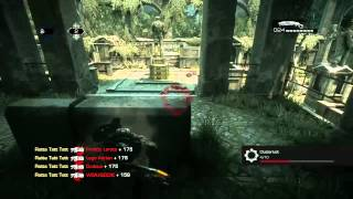 Gears of War UE Quad Boomshot